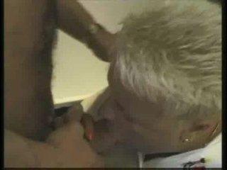 Older Takes A Baths Fucking!